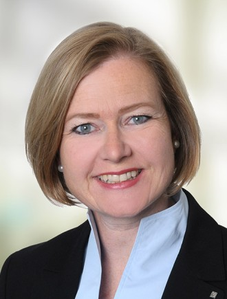 Portrait Britta Wirtz, Managing Director Messe Karlsruhe