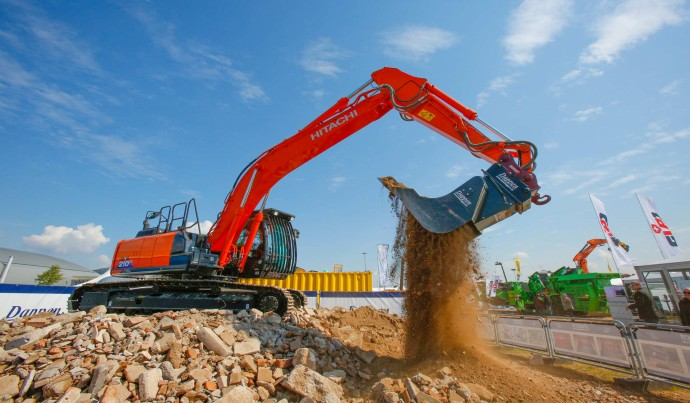 Construction machinery & attachments