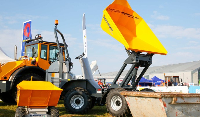Construction vehicles, lifting and conveying equipment
